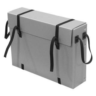 【短納期・1ケース】パネルケース続き蓋型・A2サイズ10枚用(厚型)