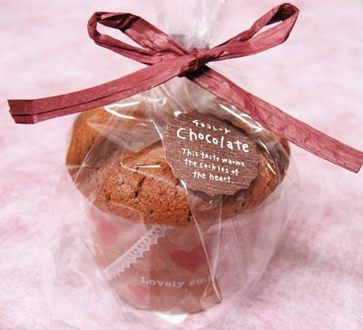 ぷちシフォン 【チョコレート】