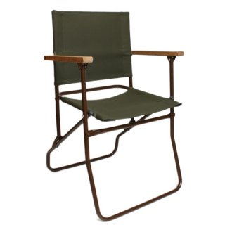 TOOLS OF COVENTRY - British Military Folding Chair ツールズ オブ コベントリー ブリティッシュ・ミリタリーチェアー