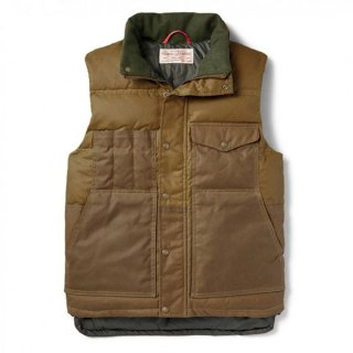 <img class='new_mark_img1' src='https://img.shop-pro.jp/img/new/icons47.gif' style='border:none;display:inline;margin:0px;padding:0px;width:auto;' />FILSON DOWN CRUISER VEST