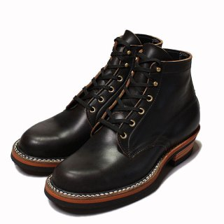 <img class='new_mark_img1' src='https://img.shop-pro.jp/img/new/icons47.gif' style='border:none;display:inline;margin:0px;padding:0px;width:auto;' />WHITE'S BOOTS SEMI DRESS - Horween Chromexcel Black, Vibram #700 Sole, Brass Eyelet