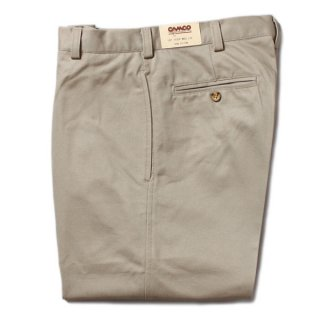 <img class='new_mark_img1' src='//img.shop-pro.jp/img/new/icons47.gif' style='border:none;display:inline;margin:0px;padding:0px;width:auto;' />CAMCO LOT.101 KHAKI CHINO HEAVY BRITISH TWILL CLASSIC FIT