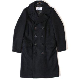 <img class='new_mark_img1' src='//img.shop-pro.jp/img/new/icons14.gif' style='border:none;display:inline;margin:0px;padding:0px;width:auto;' />Schott 714US LONG PEA COAT 32oz. NAVY