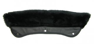 <img class='new_mark_img1' src='//img.shop-pro.jp/img/new/icons14.gif' style='border:none;display:inline;margin:0px;padding:0px;width:auto;' />Schott 618M Faux Fur Collar Attachment BLACK
