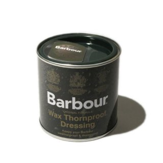 <img class='new_mark_img1' src='https://img.shop-pro.jp/img/new/icons47.gif' style='border:none;display:inline;margin:0px;padding:0px;width:auto;' />Barbour Wax Thornproof Dressing