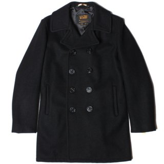 <img class='new_mark_img1' src='https://img.shop-pro.jp/img/new/icons21.gif' style='border:none;display:inline;margin:0px;padding:0px;width:auto;' />Schott 753UST PEA COAT TALL NAVY