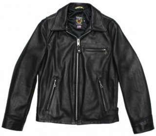Schott 103US TRUCKER JACKET BLACK