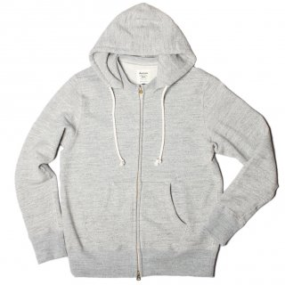 <img class='new_mark_img1' src='https://img.shop-pro.jp/img/new/icons21.gif' style='border:none;display:inline;margin:0px;padding:0px;width:auto;' />Jackman GG Sweat Zip Parka - Heather Grey