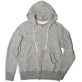 <img class='new_mark_img1' src='//img.shop-pro.jp/img/new/icons21.gif' style='border:none;display:inline;margin:0px;padding:0px;width:auto;' />Jackman GG Sweat Zip Parka - Charcoal