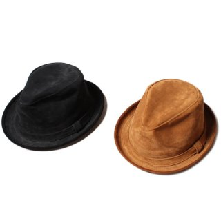 <img class='new_mark_img1' src='//img.shop-pro.jp/img/new/icons47.gif' style='border:none;display:inline;margin:0px;padding:0px;width:auto;' />Schott SUEDE FEDRA HAT