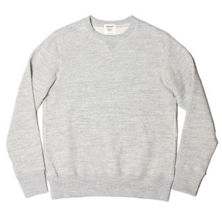 <img class='new_mark_img1' src='//img.shop-pro.jp/img/new/icons21.gif' style='border:none;display:inline;margin:0px;padding:0px;width:auto;' />Jackman GG Sweat Crewneck Heather Grey