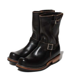 <img class='new_mark_img1' src='//img.shop-pro.jp/img/new/icons14.gif' style='border:none;display:inline;margin:0px;padding:0px;width:auto;' /> VIBERG BOOT 83 ENGINEER BOOTS  Chromexcel Black x Vibram 705 Sole x Cat's Paw Heel