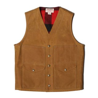 <img class='new_mark_img1' src='https://img.shop-pro.jp/img/new/icons47.gif' style='border:none;display:inline;margin:0px;padding:0px;width:auto;' /> FILSON LINED CRUISER VEST DARK TAN 10658