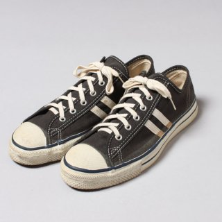 <img class='new_mark_img1' src='https://img.shop-pro.jp/img/new/icons47.gif' style='border:none;display:inline;margin:0px;padding:0px;width:auto;' />1970'S VINTAGE CONVERSE CANVAS SHOES BLACK size8