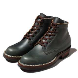 WHITE'S BOOTS SEMI DRESS - Horween Chromexcel Navy, Vibram #700 Sole, Brass Eyelet
