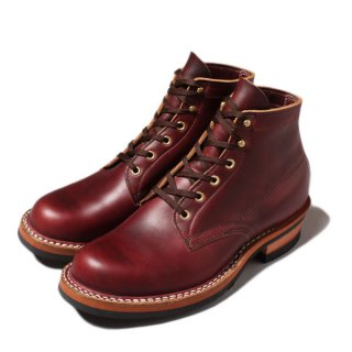 WHITE'S BOOTS SEMI DRESS - Horween Chromexcel Burgundy(#8), Vibram #700 Sole, Brass Eyelet