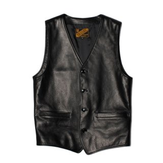 <img class='new_mark_img1' src='//img.shop-pro.jp/img/new/icons14.gif' style='border:none;display:inline;margin:0px;padding:0px;width:auto;' />Y'2 LEATHER SV-02 STEER OIL VEST