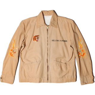 <img class='new_mark_img1' src='https://img.shop-pro.jp/img/new/icons14.gif' style='border:none;display:inline;margin:0px;padding:0px;width:auto;' />1960's VIET NAM JACKET BEIGE COLOR