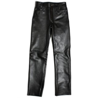 <img class='new_mark_img1' src='https://img.shop-pro.jp/img/new/icons14.gif' style='border:none;display:inline;margin:0px;padding:0px;width:auto;' />VANSON LEATHER PANTS 9PT2 BLACK