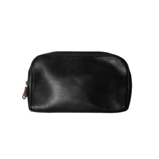 <img class='new_mark_img1' src='https://img.shop-pro.jp/img/new/icons14.gif' style='border:none;display:inline;margin:0px;padding:0px;width:auto;' /> Fernand Leather Clutch Bag Black