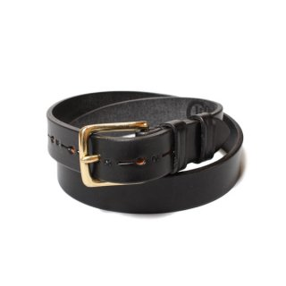 <img class='new_mark_img1' src='https://img.shop-pro.jp/img/new/icons61.gif' style='border:none;display:inline;margin:0px;padding:0px;width:auto;' />JABEZ CLIFF STIRRUP LEATHER BELT narrow 2.8cm幅
