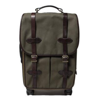 <img class='new_mark_img1' src='https://img.shop-pro.jp/img/new/icons14.gif' style='border:none;display:inline;margin:0px;padding:0px;width:auto;' />FILSON 4-Wheel Carry-On Bag Otter Green