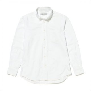 <img class='new_mark_img1' src='https://img.shop-pro.jp/img/new/icons21.gif' style='border:none;display:inline;margin:0px;padding:0px;width:auto;' />INDIVIDUALIZED SHIRTS STANDARD FIT LONG SLEEVE GREAT AMERICAN OXFORD WHITE
