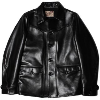<img class='new_mark_img1' src='https://img.shop-pro.jp/img/new/icons14.gif' style='border:none;display:inline;margin:0px;padding:0px;width:auto;' /> Y'2 LEATHER ANILINE HORSE SPORTS JACKET