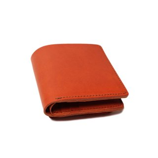 <img class='new_mark_img1' src='https://img.shop-pro.jp/img/new/icons21.gif' style='border:none;display:inline;margin:0px;padding:0px;width:auto;' />SLOW toscana short wallet orange