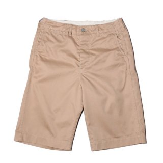 <img class='new_mark_img1' src='https://img.shop-pro.jp/img/new/icons21.gif' style='border:none;display:inline;margin:0px;padding:0px;width:auto;' />BUZZ RICKSON'S CHINO 1942 MODEL SHORTS Beige