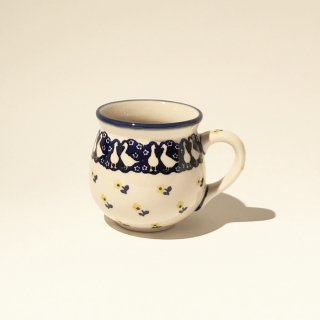 <img class='new_mark_img1' src='https://img.shop-pro.jp/img/new/icons14.gif' style='border:none;display:inline;margin:0px;padding:0px;width:auto;' />Polish Pottery Manufaktura Mug Cup