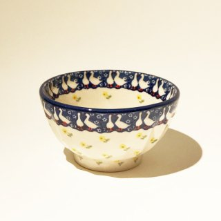 <img class='new_mark_img1' src='https://img.shop-pro.jp/img/new/icons47.gif' style='border:none;display:inline;margin:0px;padding:0px;width:auto;' />Polish Pottery Bowl M Boleslawiec Manufaktura