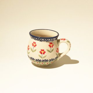<img class='new_mark_img1' src='https://img.shop-pro.jp/img/new/icons47.gif' style='border:none;display:inline;margin:0px;padding:0px;width:auto;' />Polish Pottery Mug Cup S Boleslawiec Manufaktura