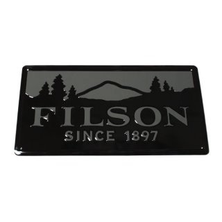 <img class='new_mark_img1' src='https://img.shop-pro.jp/img/new/icons47.gif' style='border:none;display:inline;margin:0px;padding:0px;width:auto;' />FILSON TIN SIGN -