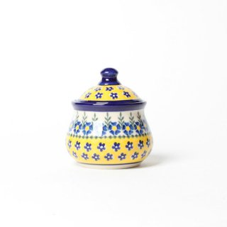 <img class='new_mark_img1' src='https://img.shop-pro.jp/img/new/icons14.gif' style='border:none;display:inline;margin:0px;padding:0px;width:auto;' />Polish Pottery  Ceramika Artystyczna VENA Sugar pot