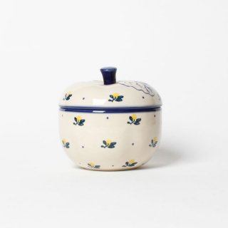 <img class='new_mark_img1' src='https://img.shop-pro.jp/img/new/icons14.gif' style='border:none;display:inline;margin:0px;padding:0px;width:auto;' />Polish Pottery Manufaktura Apple pot