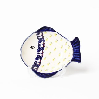 <img class='new_mark_img1' src='https://img.shop-pro.jp/img/new/icons14.gif' style='border:none;display:inline;margin:0px;padding:0px;width:auto;' />Polish Pottery Fish bowl
