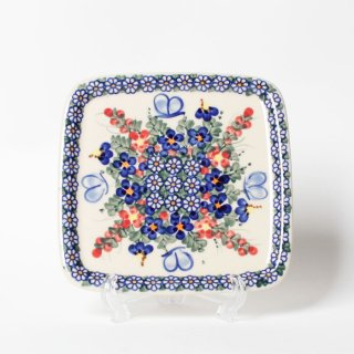 <img class='new_mark_img1' src='https://img.shop-pro.jp/img/new/icons14.gif' style='border:none;display:inline;margin:0px;padding:0px;width:auto;' />Polish Pottery  Ceramika Artystyczna VENA Dessert Plate