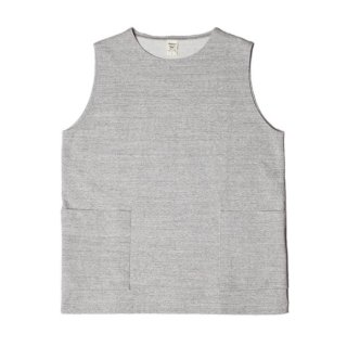 <img class='new_mark_img1' src='https://img.shop-pro.jp/img/new/icons20.gif' style='border:none;display:inline;margin:0px;padding:0px;width:auto;' />Jackman Dotsume Pull Vest heater Grey