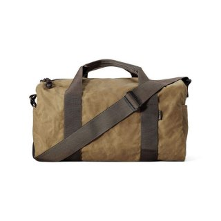 <img class='new_mark_img1' src='https://img.shop-pro.jp/img/new/icons20.gif' style='border:none;display:inline;margin:0px;padding:0px;width:auto;' />FILSON SMALL TIN CLOTH FIELD DUFFLE, DARK TAN / BROWN (70110)
