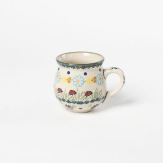<img class='new_mark_img1' src='https://img.shop-pro.jp/img/new/icons14.gif' style='border:none;display:inline;margin:0px;padding:0px;width:auto;' />Polish Pottery Mug Cup
