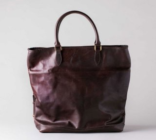 VASCO LEATHER NELSON 2WAY BAG BROWN (VS-244L)