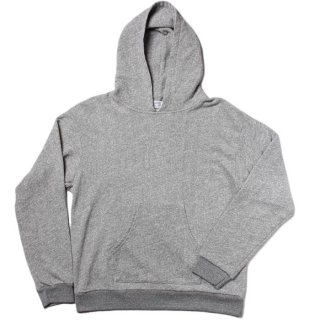 <img class='new_mark_img1' src='https://img.shop-pro.jp/img/new/icons20.gif' style='border:none;display:inline;margin:0px;padding:0px;width:auto;' />Velva Sheen STKY BIG PULLOVER HOODIE HEATHER GREY 161961 MADE IN USA