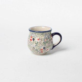 <img class='new_mark_img1' src='https://img.shop-pro.jp/img/new/icons14.gif' style='border:none;display:inline;margin:0px;padding:0px;width:auto;' />Polish Pottery Manufaktura Mug cup S