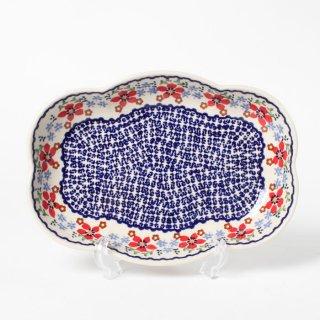 <img class='new_mark_img1' src='https://img.shop-pro.jp/img/new/icons14.gif' style='border:none;display:inline;margin:0px;padding:0px;width:auto;' />Polish Pottery Manufaktura Cloud bowl