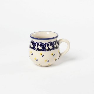 <img class='new_mark_img1' src='https://img.shop-pro.jp/img/new/icons14.gif' style='border:none;display:inline;margin:0px;padding:0px;width:auto;' />Polish Pottery Manufaktura Mug cup S