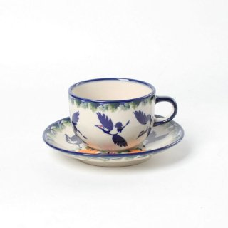 <img class='new_mark_img1' src='https://img.shop-pro.jp/img/new/icons47.gif' style='border:none;display:inline;margin:0px;padding:0px;width:auto;' />Manufaktura Cup and Saucer F43-ALC79