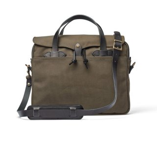 <img class='new_mark_img1' src='https://img.shop-pro.jp/img/new/icons14.gif' style='border:none;display:inline;margin:0px;padding:0px;width:auto;' />FILSON ORIGINAL BRIEF CASE - ROOT BROWN