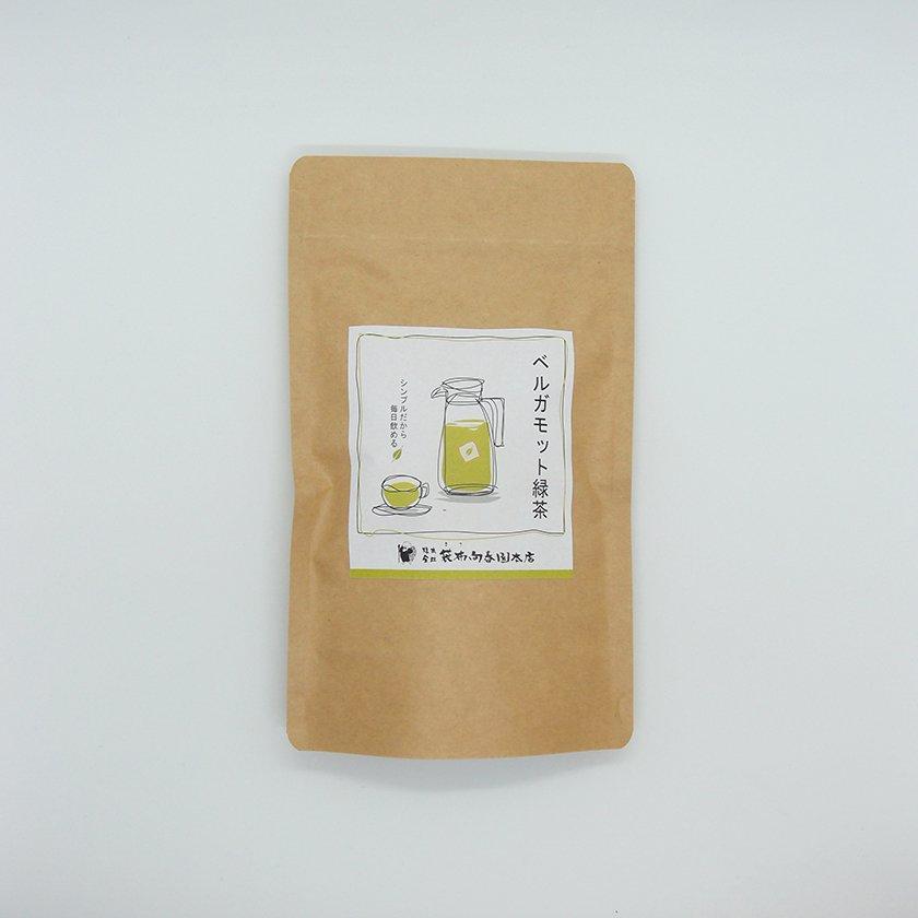 ベルガモット緑茶 60g(5g×12p)