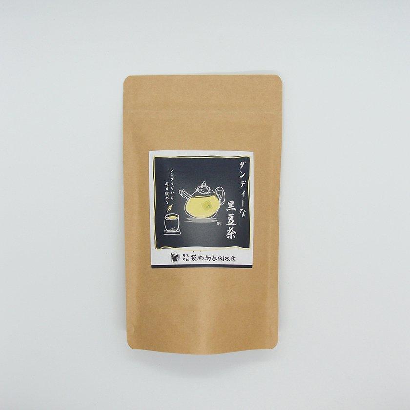 ダンディーな黒豆茶 80g(4g×20p)ハーブ入り黒豆茶